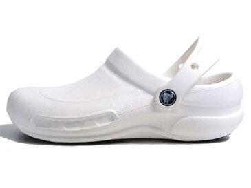 【あす楽】クロックス crocs ビストロ 10075 サンダル ホワイト【メンズ・レディース・靴】