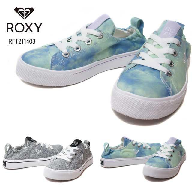 《SALE品》【あす楽】ロキシー ROXY RFT211403 ROXY DAYS スニーカー レディース 靴画像