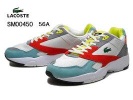 【あす楽】ラコステLACOSTESM00450STORM96LO01202スニーカーメンズ靴