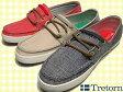 【あす楽】トレトン Tretorn オットー リネン デッキシューズタイプ スニーカー【メンズ・レディース・靴】
