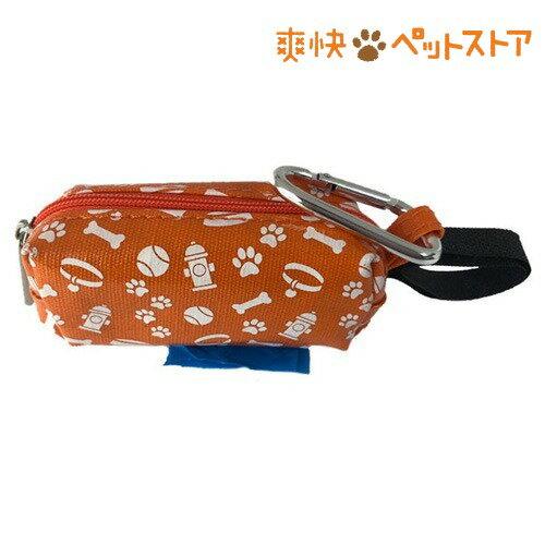 マナーバッグ オレンジペットギア(1コ入)【Doggie Walk Bags】[爽快ペットストア]
