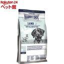 ハッピードッグ スプリーム・ダイエット サノN 腎臓サポート 全犬種 成犬-高齢犬用 中粒(1kg)【ハッピードッグ】[爽快ペットストア]