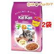 カルカン ドライ 12ヶ月までの子ねこ用 かつおと野菜味 ミルク粒入り(1.6kg*2コセット)【カルカン(kal kan)】[カルカン ドライ 子ねこ 1.6 2コ 子猫][爽快ペットストア]