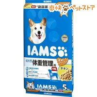 アイムス成犬用体重管理用チキン中粒