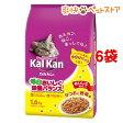 カルカン ドライ かつおと野菜味(1.6kg*6コセット)【カルカン(kal kan)】[爽快ペットストア]