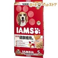 アイムス成犬用健康維持用ラム&ライス小粒