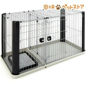 アドメイト ヴィラフォートサークル(1台)[サークル ケージ 超小型犬・小型犬用]【送料無料】