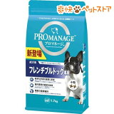 プロマネージ 成犬用 フレンチブルドッグ専用(1.7kg)
