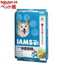 アイムス 成犬用 体重管理用 チキン 中粒(12kg)【d_...