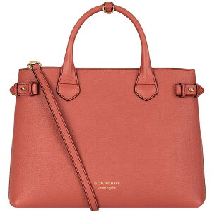 Burberry London Burberry Bag Ladies Tote Bag 2Way Leather Bag Bag [Free Shipping] Brand Burberry genuine retail store Direct import from directly managed outlet stores