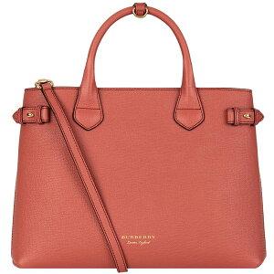 버버리 런던 버버리 가방 레이디스 토트 백 2Way Leather Bag Bag [무료 배송] Burberry 직영점 직영 아울렛 직영점 직수입 매장