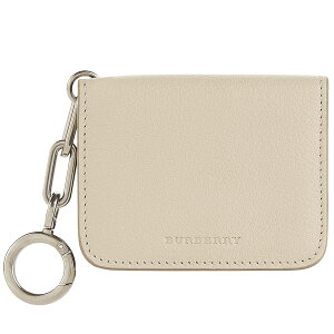 Burberry London Burberry Card Case Ladies Leather [Free Shipping] Directly imported from a brand Burberry genuine retail outlet