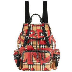 Burberry London Burberry Bag Rucksack Ladies Rucksack Check Bag Bag [Free Shipping] Brand Burberry Genuine Dealer Direct import from directly managed outlet stores