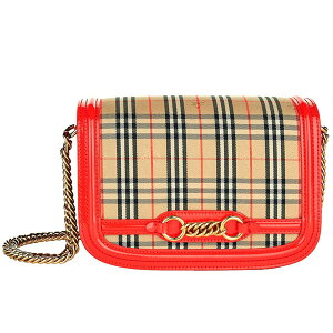 Burberry London Burberry Bag Ladies Shoulder Bag Checked Bag Bag [Free Shipping] Brand Burberry genuine retail store Direct import from directly managed outlet stores