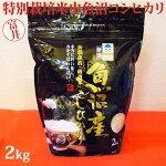 令和元年産新米☆特別栽培米中魚沼産コシヒカリ2kg(富井さん)