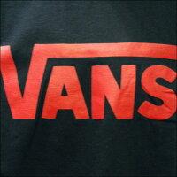 VANSバンズメンズTシャツヴァンズクラシックロゴブラックレッド正規商品SK8インポートブランドストリートHIPHOPウェアーB系服ダンスヒップホップファッションサーフカジュアルウェアセレカジスタイル