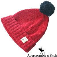 アバクロAbercrombie&Fitchアバクロンビー&フィッチニットキャップレッド帽子アメカジサーフファッションブランドインポートカジュアルヴィンテージスタイル正規商品04