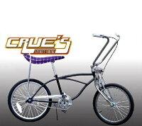 クルーズ ローライダー自転車 クラシック ブラック パープルシート ローチャリ ビンテージ スタイル ビーチクルーザー 20インチ 小径 自転車 改造 Schwinn シュウィン スティングレー エレクトラ レインボー カスタム アメリカン チョッパー BMX MTB GRQ 小径自転車 ミニベロ カスタムパーツが300種類以上! クルーズ ローライダー自転車 ローチャリ ビーチクルーザー 20インチ 自転車 改造 カスタム アメリカン チョッパー BMX MTB 小径自転車 ミニベロ