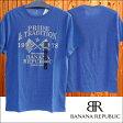 バナナリパブリック BANANA REPUBLIC メンズ 半袖 Tシャツ 1978 ブルー バナリパ バナナ リパブリック アメカジ ブランド ファッション インポート カジュアル ヴィンテージ スタイル