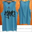 MARC BY MARC JACOBS マークバイマークジェイコブス メンズ タンクトップ アクアブルー MARCJACOBS マークジェイコブス セレブ セレカジ ファッション ブランド スタイル