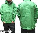 【大特価 セール】 Patagonia パタゴニア メンズ H2No ジャケット グリーン 84540 アウター アウトドア ブランド 登山 スキー ウエア スノーボード ウェア マウンテンパーカー レイン 防水 ウェアー レインコート マウンテンクライマー アウトレット スーパーセール