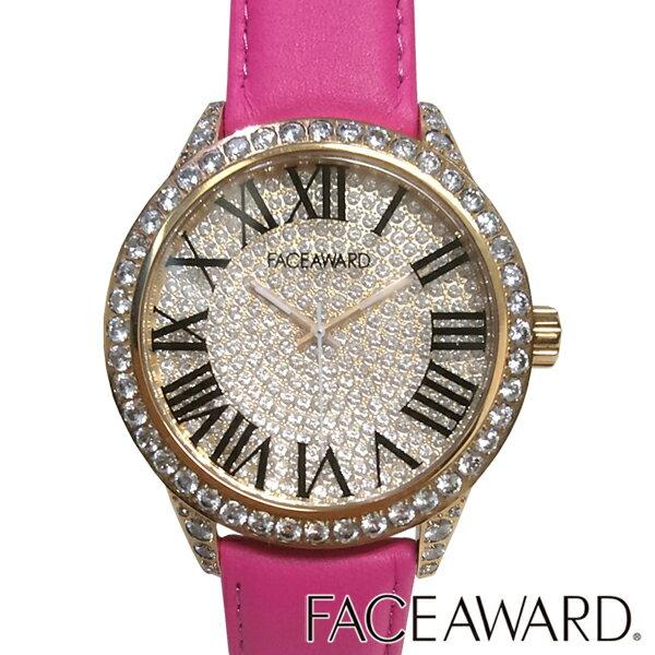 腕時計, レディース腕時計  FACEAWARD GRACE S 42mm RGWHPK