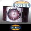 フォッシル 腕時計 FOSSIL メンズ レディース 兼用 レザーベルト バーガンディー レザーバンド FW49AST12 時計 インポート ファッション ブランド 海外セレブ 多数 愛用 ストリート サーフ アメリカン カジュアル アメカジ セレカジ ヴィンテージ スタイル 正規 商品 セール