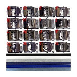 アルファベット ガチャベルト コットン ベルト 6色 BELT ベルト ガチャベルト メンズ レディーズ ユニセックス チカーノ CHICANO 西海岸 ウエッサイ HIPHOP ヒップホップ B系 ストリート アメカジ カジュアル ファッション スタイル