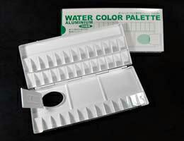 ターレンス アルミ製水彩パレット39色用S