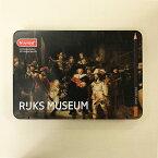 【あす楽対応】アムステルダム国立美術館(RIJKS MUSEUM)コラボレーション 名画シリーズレンブラント「夜警」色鉛筆50色セット