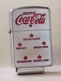 ビンテージZippo コカコーラ 5スター 優秀取扱い企業表彰 1953-54年製エクセレント++【中古】RA-78