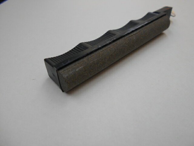 ランスキー カーブブレード用替砥石 120番 荒砥 鎌刃用 フローリスト用ナイフに最適です LANSKY