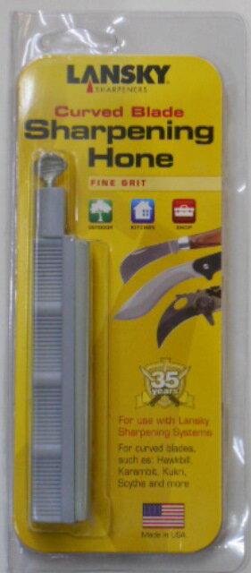 ランスキー カーブブレード用替砥石 600番 仕上砥 鎌刃用 フローリスト用ナイフに最適です LANSKY