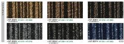 サンゲツタイルカーペットNT-350、NT-350V、NT-350Lのカラーと品番2