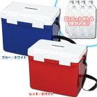 クーラーボックスCL-25レッド/ホワイト・ブルー/ホワイト【がんばろう!宮城】