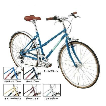 ボネノワール2014クロスバイクALIZE26M【26inch】【外装変速】【街乗り】【自転車】【BONNETNOIR】