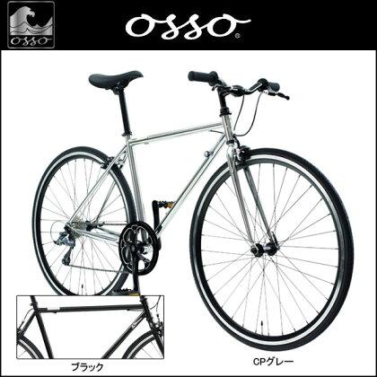 【7/1610:00から開始!エントリーでポイント10倍!】OSSOオッソスピカ8.5SPICA8.5クロスバイク2016【P01Jul16】