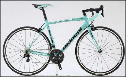ビアンキ2017年モデルビアニローネ7プロ105/VIANIRONE7PRO105【ロードバイク/ROAD】【Bianchi】
