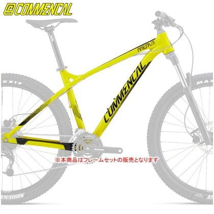 COMMENCAL(コメンサル)2017年モデルMETAHTTRAIL650B/メタHTトレイル650B【マウンテンバイクフレーム】【フレームセット】