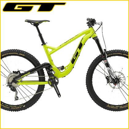 GT(ジーティー)2017年モデルフォーススポーツ/FORCESPORT【MTB/マウンテンバイク】【27.5インチ(650B)】
