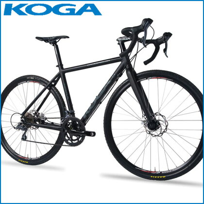 KOGA(コガ)2017年モデルクロスレーサークラリス/CROSSRACERCLARIS【シクロクロス/CX】