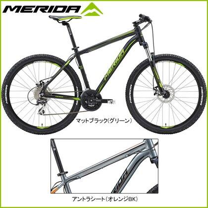 MERIDA(メリダ)2017年モデルビッグセブン20-MD/BIG.SEVEN20-MD【MTB/マウンテンバイク】【27.5インチ(650B)】
