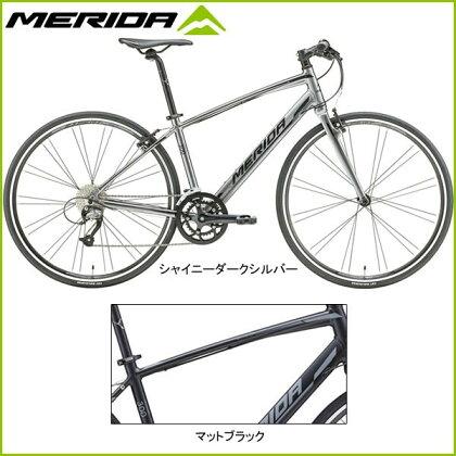 MERIDA(メリダ)2017年モデルクロスウェイ300-R/CROSSWAY300-R【クロスバイク】