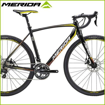 MERIDA(メリダ)2017年モデルシクロクロス500/CYCLOCROSS500【シクロクロス/CX】