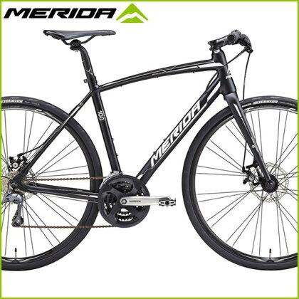 MERIDA(メリダ)2017年モデルグランスピード100-MD/GRANSPEED100-MD【クロスバイク/フラットバーロード】