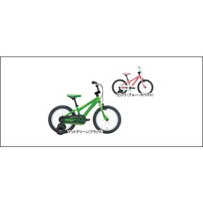 MERIDA(メリダ)2017年モデルマッツJ.16/MATTSJ.16【キッズバイク/子供用自転車】