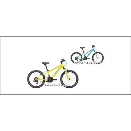 MERIDA(メリダ)2017年モデルマッツJ.20/MATTSJ.20【ジュニアバイク/子供用自転車】