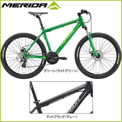 MERIDA(メリダ)2017年モデルマッツ6.10-MD/MATTS6.10-MD【MTB/マウンテンバイク】【26インチ】