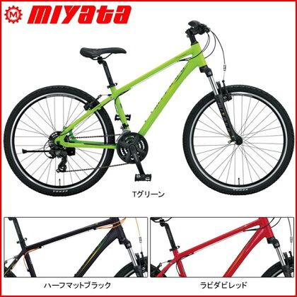 MIYATA(ミヤタ)CaliforniaSkyM(カリフォルニアスカイM)【MTB/マウンテンバイク】【26インチ】【2017年ラインナップ】