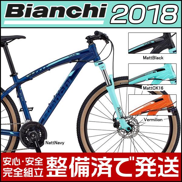 【エントリーでポイント5倍!】ビアンキ 2018 MTB 27.5インチ クマ 27...